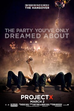 Project X poster 404x600 Top 10 Most Pirated Movies of 2012