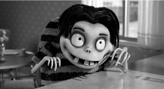Frankenweenie New Image from Tim Burtons Frankenweenie, Trailer Coming Soon...