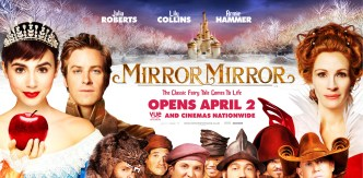 Mirror Mirror UK Poster HeyUGuys Exclusive 1 900x444 Exclusive UK Posters for Mirror Mirror