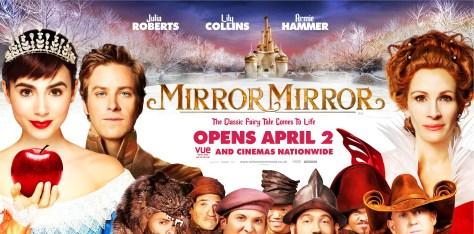 Mirror Mirror UK Poster - HeyUGuys Exclusive (1)