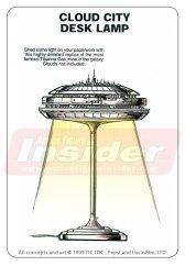 Star Wars Merchandise - Lamp