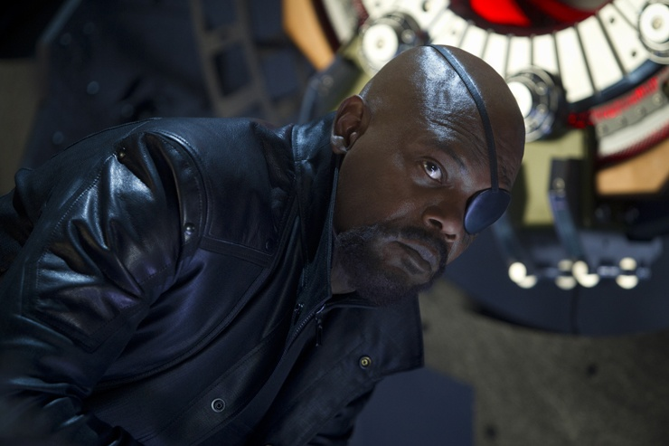 The Avengers gets 11 Awesome New Images