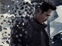 Total Recall Poster e1332952608138 203x150 First TV Spot for Total Recall with Colin Farrell