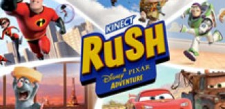 Kinect Rush A Disney Pixar Adventure Box Art