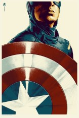 Captain America Mondo Avengers Posters