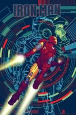 Iron Man Mondo Avengers Posters