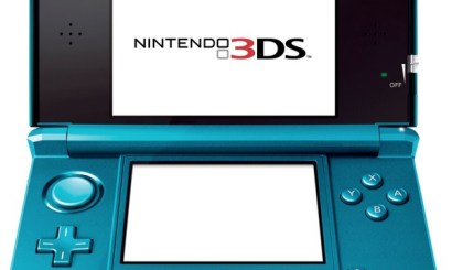 Nintendo 3DS 585x350 Nintendo reports annual losses for first time in 30 years