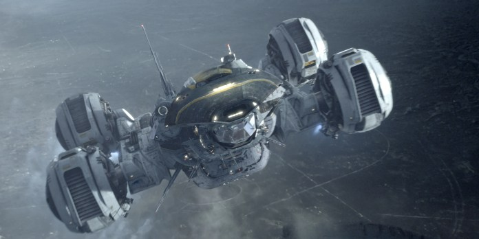 Discover Prometheus with these New Exclusive Images
