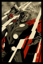 The Gangs Al(most) Here: Four More Mondo Avengers Posters Appear