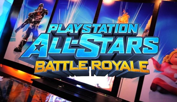 PlayStation AllStars BattleRoyale logo 585x338 Playstation All Stars: Roster So Far