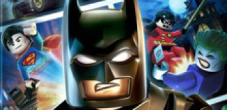 LEGO Batman 2 - Cover Art