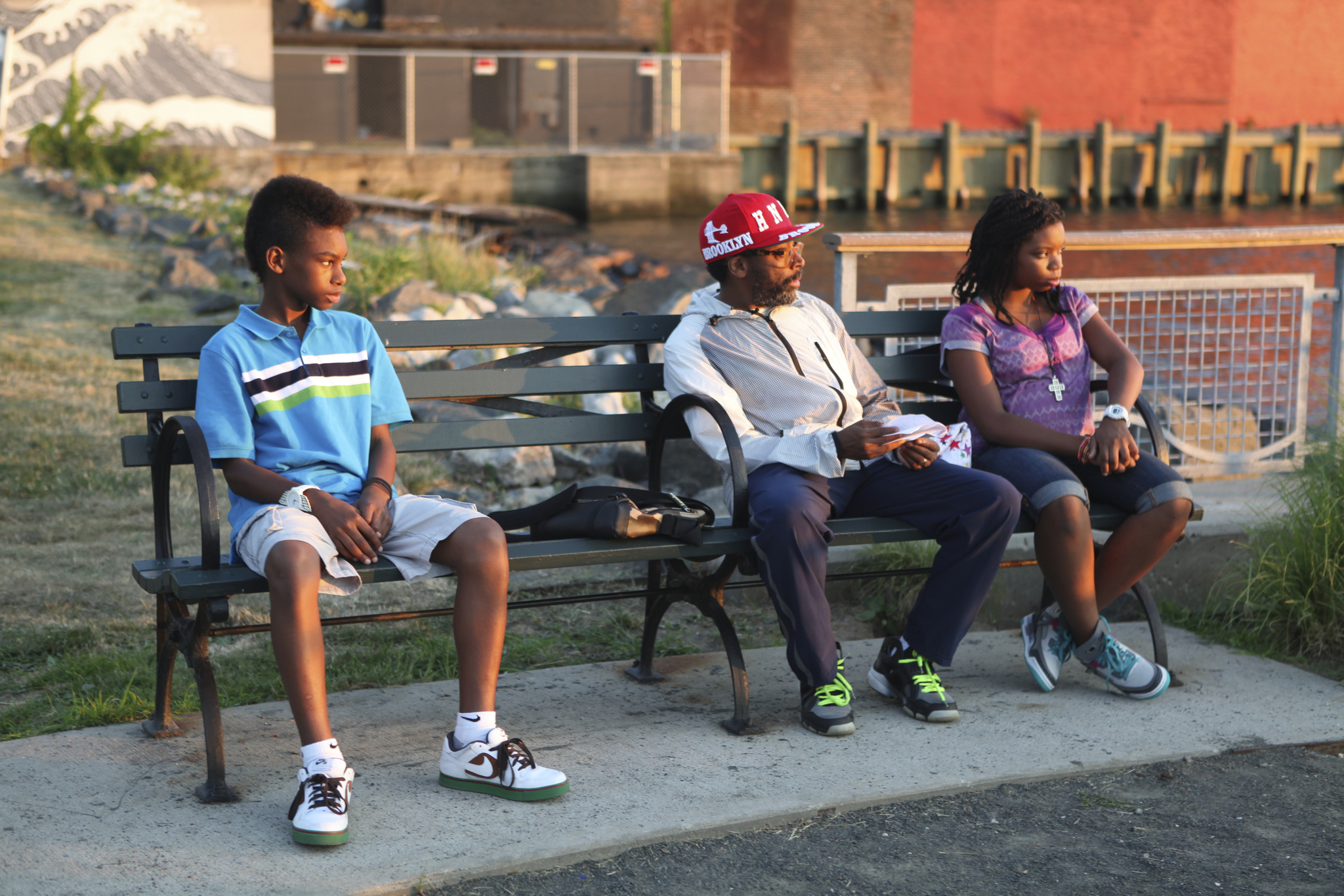 10 New Images from Spike Lee's Red Hook Summer