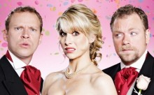 The Wedding Video Poster e1341930082564 220x136 3 New Clips from The Wedding Video with Lucy Punch & Robert Webb