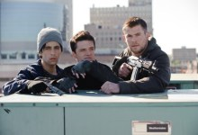 Chris Hemsworth and Josh Hutcherson in Red Dawn 220x150 Red Dawn Review