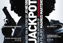 Jackpot Poster 220x150 Win a set of Jo Nesbo books worth £50 for JACKPOT