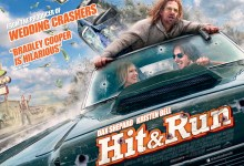 Hit and Run UK Poster 220x150 UK Poster and Trailer for Hit and Run