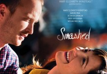 Smashed Poster e1347402771786 218x150 UK Trailer for Smashed with Mary Elizabeth Winstead & Aaron Paul