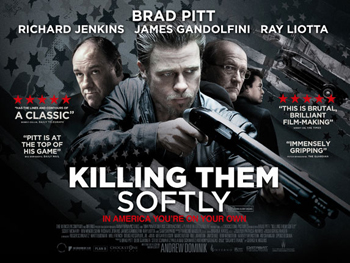 killing them softly Killing Them Softly Review