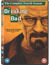 BREAKING BAD SEASON 4 3D DVD The Rise and Rise of Bryan Cranston: Exclusive Clip from Breaking Bad Season 4 and Gallery