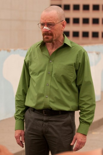 The Rise and Rise of Bryan Cranston: Exclusive Clip from Breaking Bad Season 4 and Gallery