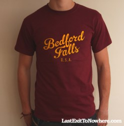 Bedford Falls Last Exit to Nowhere T Shirt Win a Film Inspired T Shirt from Last Exit to Nowhere