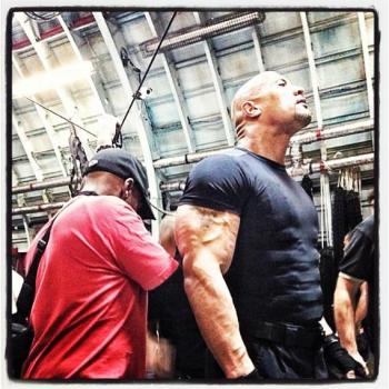 New Photos from the Set of Fast and Furious 6