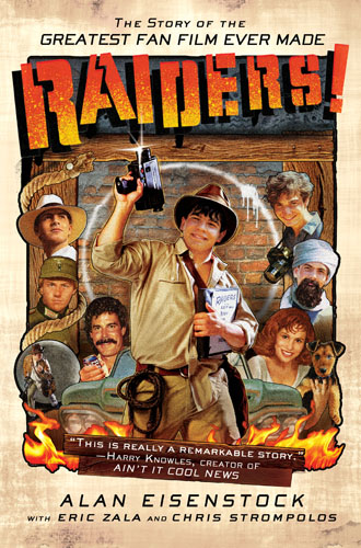 Raiders Book Cover Reel Ink #1 November/December 2012 Part 1: A Look at Some Recent Books on Film
