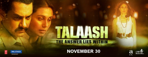 Talaash banner 585x228 Amir Khan and Rani Mukherji Interview Talaash