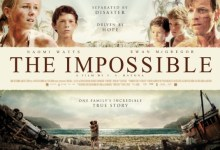 The Impossible UK Quad Poster 220x150 New Featurette for The Impossible with Naomi Watts & Ewan McGregor