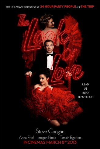 First Look Images of Steve Coogan & Poster for Michael Winterbottom's The Look of Love