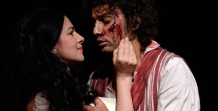 Tosca Opera at the Cinema