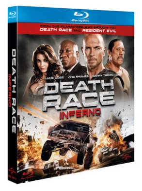 Death Race Inferno BD Packshot Exclusive: First Look Images from Death Race: Inferno