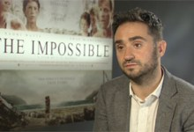 Juan Antonio Bayona The Impossible 220x150 The HeyUGuys Interview   Director Juan Antonio Bayona Talks The Impossible
