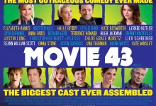 Movie 43 Quad Poster 220x150 2 New TV Spots for Movie 43 – 'Huge Cast. Epic Comedy.'