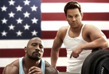 Pain and Gain Poster e1355091602259 220x150 New TV Spot for Pain and Gain with Mark Wahlberg & Dwayne Johnson – 'Thrift Shop'