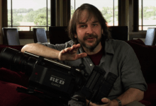 Peter Jackson 220x150 Parts of The Hobbit: An Unexpected Journey were shot at 96fps
