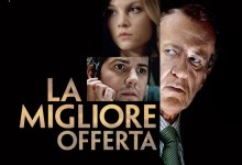 The Best Offer International Poster 220x150 New International Clip from The Best Offer with Geoffrey Rush & Jim Sturgess