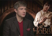 The Hobbit Martin Freeman 220x150 Martin Freeman Interview   The Hobbit: An Unexpected Journey