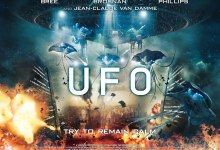 UFO Poster 220x150 New Poster for UFO – 'Try to Remain Calm'