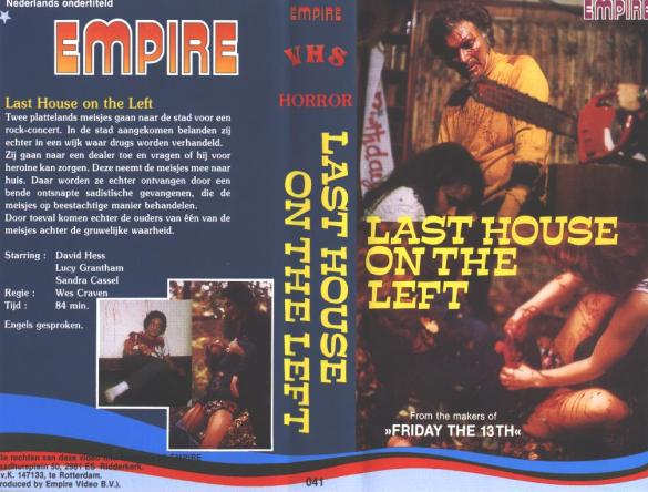 1972 last house on the left vhs 585x444 Top 10: Notorious Video Nasties