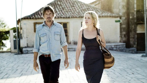 Ethan Hawke Julie Delpy in Before Midnight 585x329 Before Midnight Review