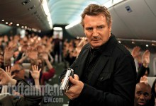 Liam Neeson in Non Stop 220x150 First Look Image: Liam Neeson in Non Stop
