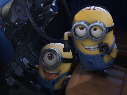 Minions in Despicable Me 2 New Image of the Minions in Despicable Me 2