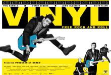 Vinyl poster 220x150 Exclusive: New Poster for Vinyl starring Phil Daniels, Keith Allen & Jamie Blackley