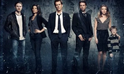 the following cast fox kevin bacon 585x350 The Following   First Episode Review