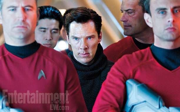 New Images from Star Trek Into Darkness