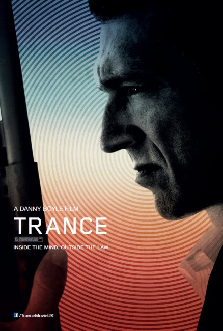 EXCLUSIVE Trance Character Poster Vincent Cassel 438x650 Exclusive: New Poster Shows Vincent Cassel in a Trance