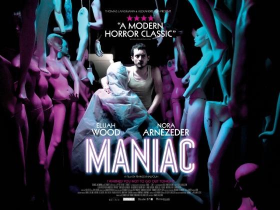 Maniac-UK-Quad-Poster