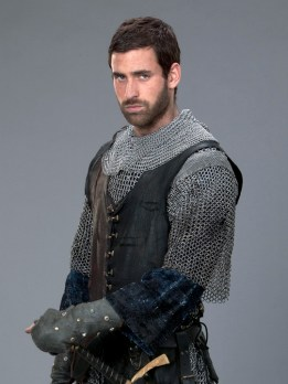 Oliver Jackson Cohen Ralph A Look into World Without End: Interviews with Ken Follett and Peter Firth