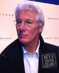 Richard Gere Armitage UK Premiere 524x650 Arbitrage Premiere Interviews